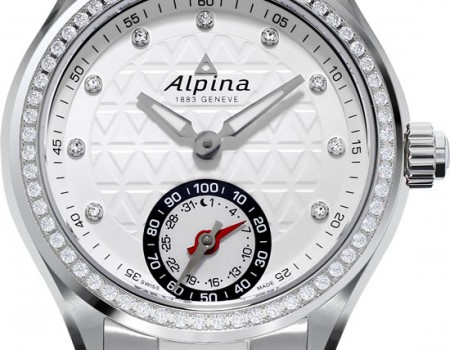 Alpina is introducing another Horological Smartwatch Model