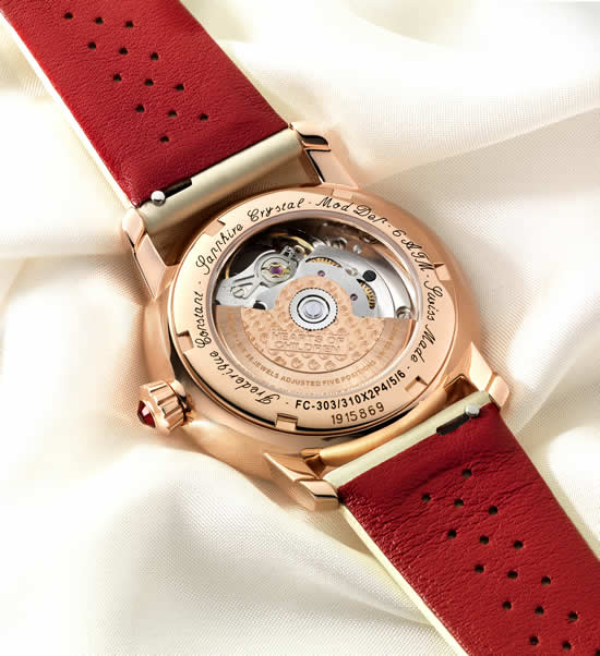 Frederique Constant is pleased to support the Variety's Power of Women