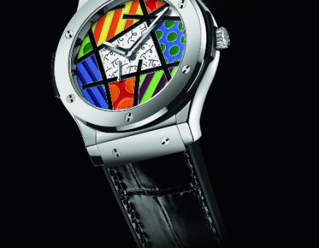 Hublot creates a fusion of arts and crafts