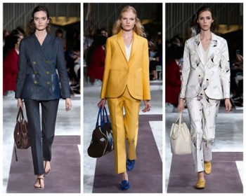 The Rise of the Women's Suit