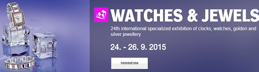 WATCHES AND JEWELS 2015 – June newsletter