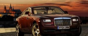 Super-Luxury car Rolls-Royce Motor Cars enters Czech Republic