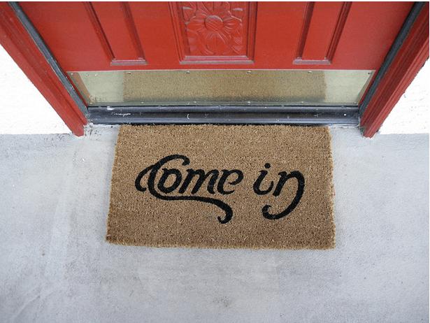 front door mats