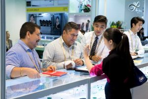 The region's ultimate jewellery fair a cut above the rest in magnitude, quality, exclusivity and price
