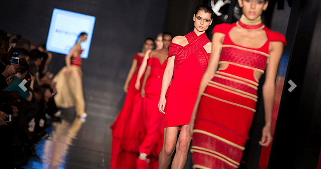 The 'international' status of Fashionist Evening Gowns, Wedding Dresses and Suits Fair is officially accepted by The Union of Chambers and Commodity Exchanges of Turkey