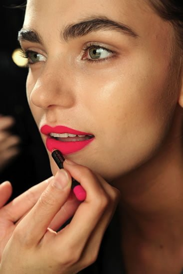Top Lipstick Colours for Spring 2016