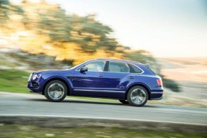 Bentley Bentayga receives 'Game Changer' award from Autocar Magazine