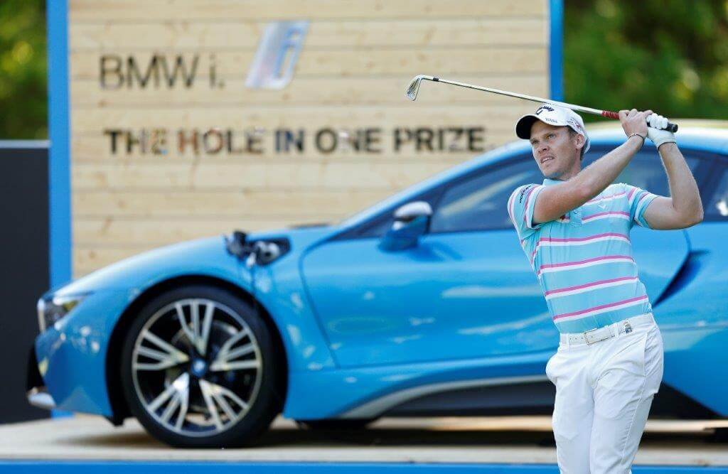 BMW PGA Championship: The Masters champion coming home.
