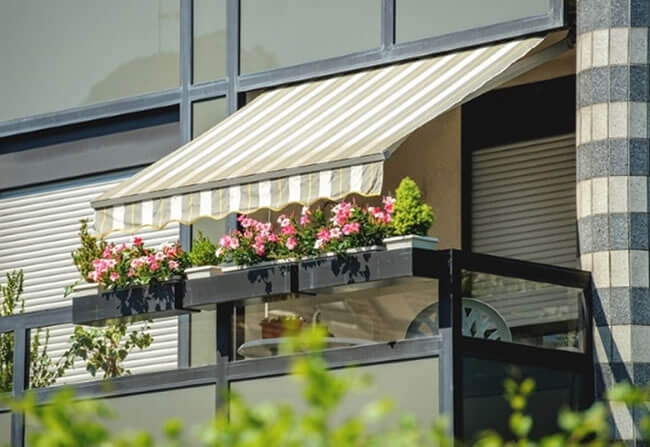 Outdoor Blinds Awnings for Home