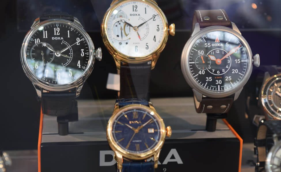 25th WATCHES AND JEWELS exhibition at the Exhibition Grounds in Prague – Holešovice