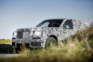 Rolls-Royce undertook to regularly inform its stakeholders about the progress of Project Cullinan.