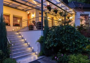 Construction Overview of Cheap External Stairs
