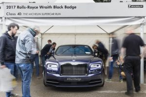 Rolls-Royce Motor Cars celebrated a successful Goodwood Festival Speed