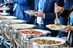 Corporate events are mostly managed by event management professionals