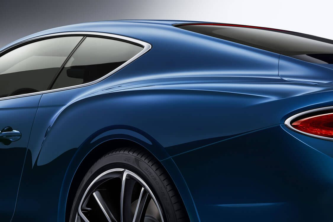 Designing the Definitive Grand Tourer: The Inspiration Behind the New Continental GT