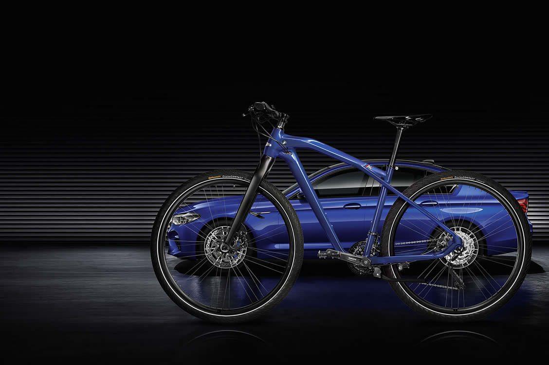 BMW M Bike Limited Carbon Edition.