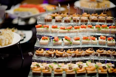 Hiring Finger Food Caterers