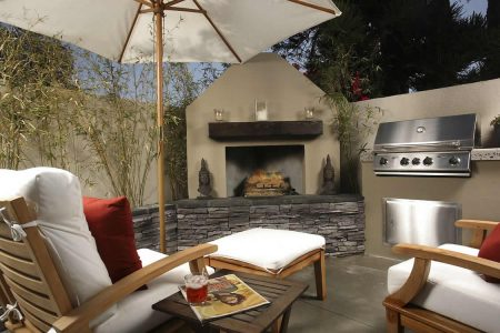 How would you evaluate your home with outdoor patio