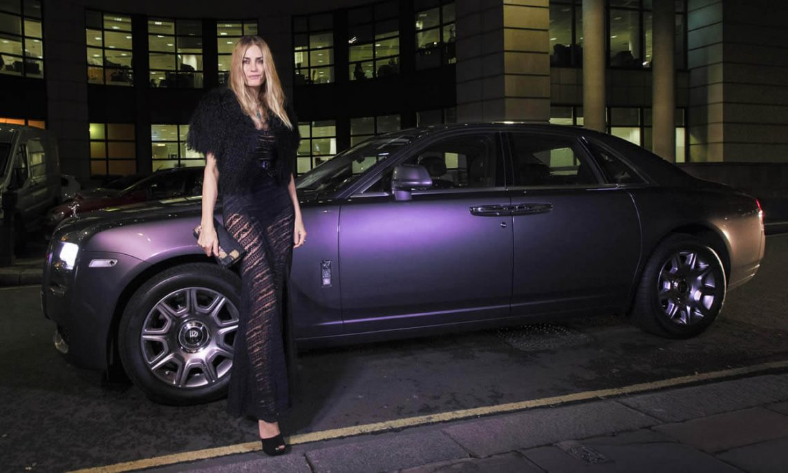 Rolls-Royce Spirits Guests to the Inaugural Leopards Awards