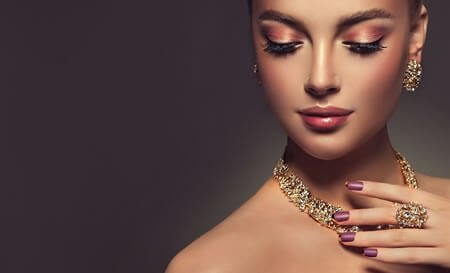 Your Look with Diamond Jewellery