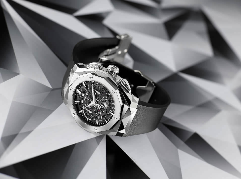 Hublot X Richard Orlinski – The first work of art which shows time!