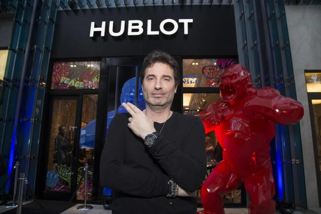 HUBLOT X RICHARD ORLINSKI