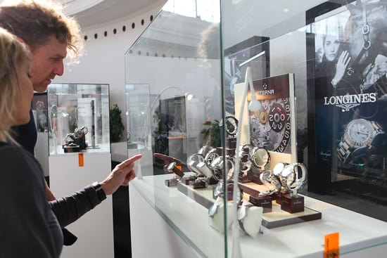 Autumn exhibition WATCHES AND JEWELS