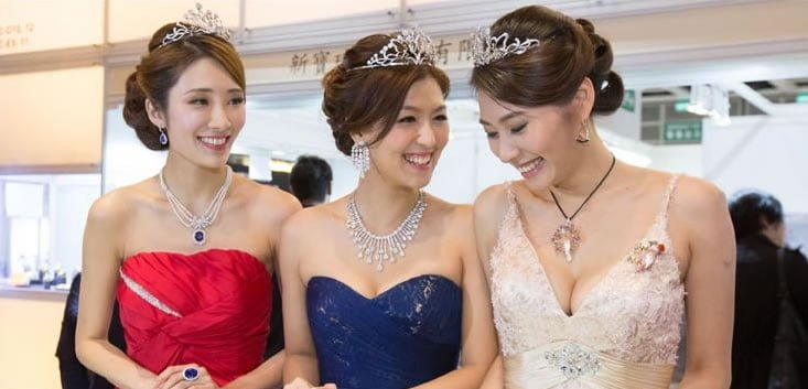 Hong Kong International Jewelry Manufacturers' Show