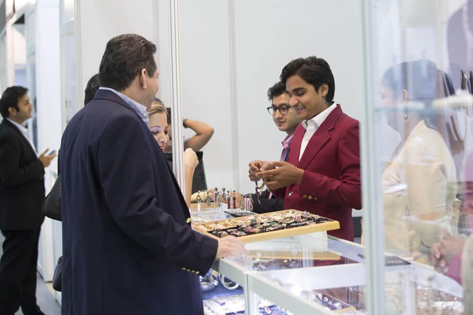the Singapore Jewellery & Gem Fair 2016