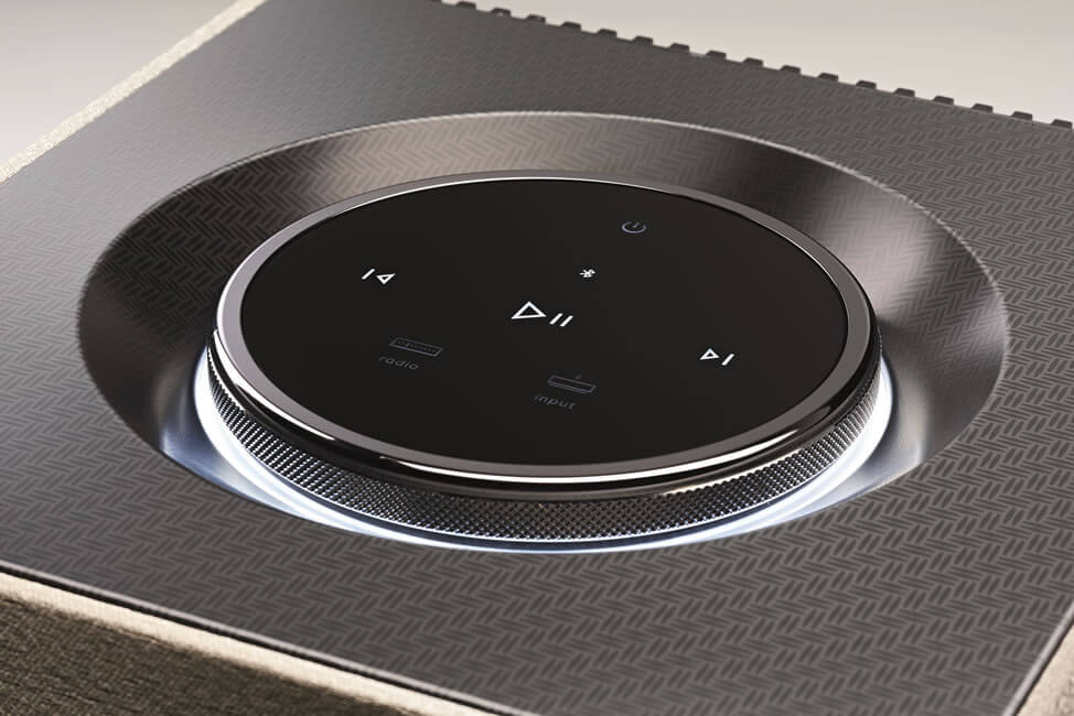 Naim for Bentley brings premium in-car stereo experience to the home
