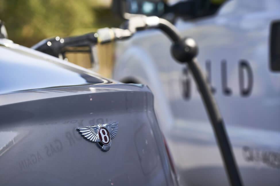 Bentley Concierge Fuel Service