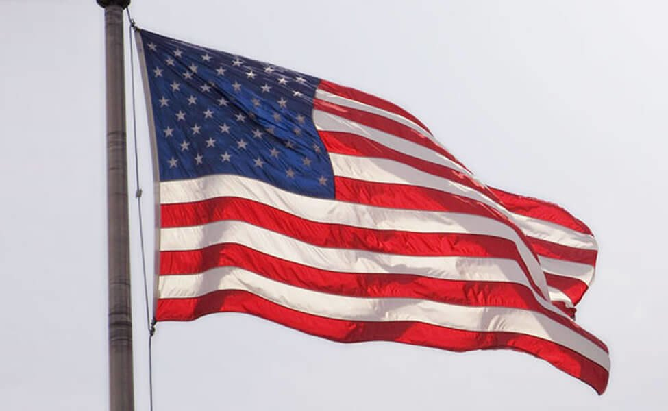 Timeline of the American Flag History