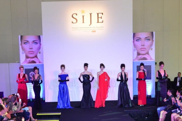 The world's leading jewelers from the jewelry capitals of the world on SIJE 2017
