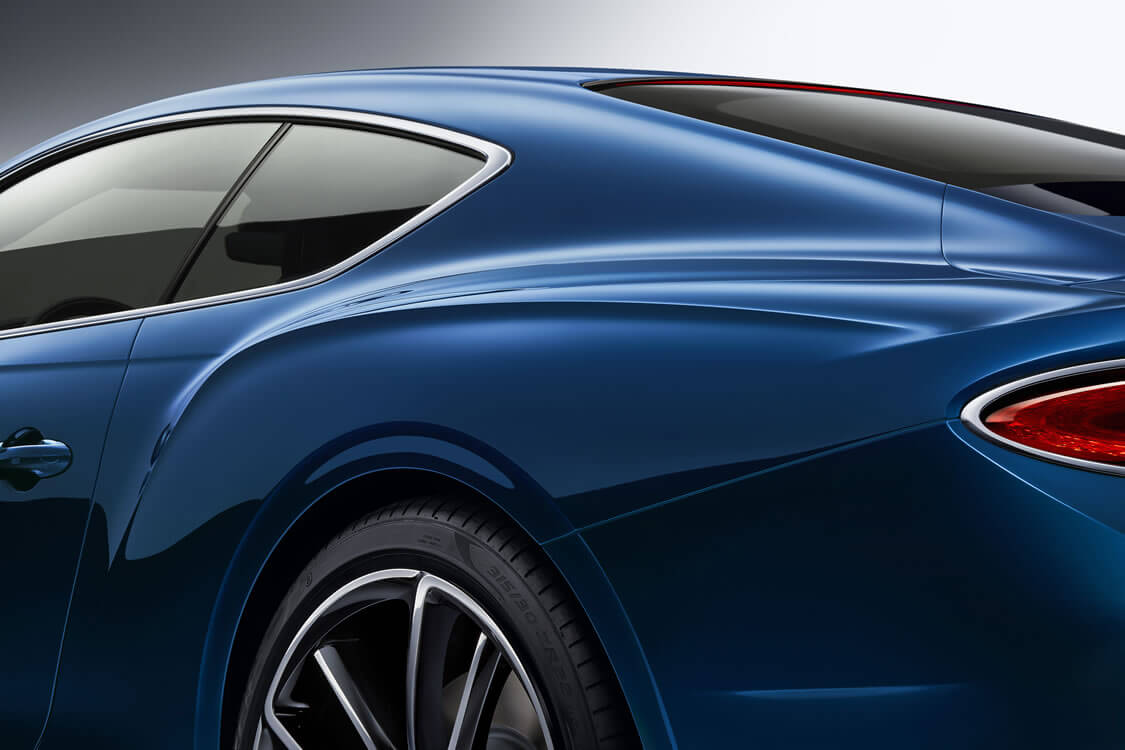 THE INSPIRATION BEHIND THE NEW CONTINENTAL GT