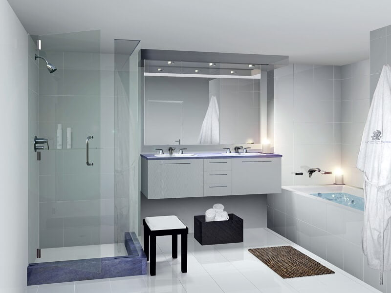 Your Way to Construct a Beautiful Bathroom