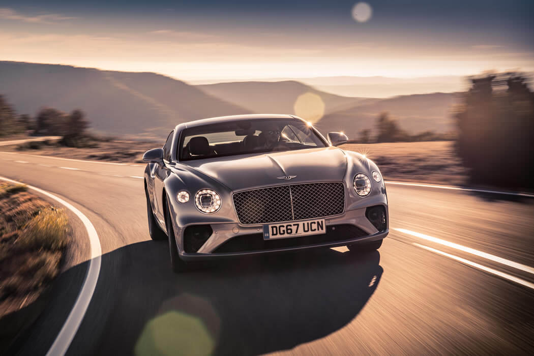 Bentley at the 2018 Geneva Motor Show