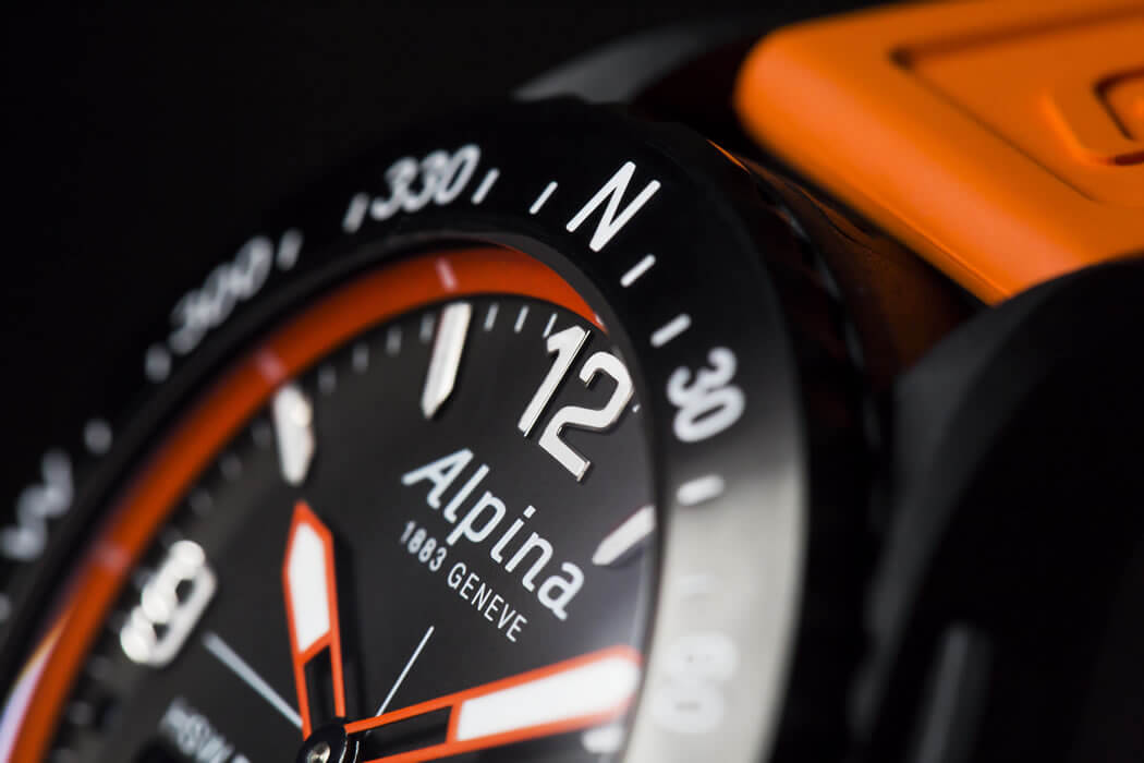 AlpinerX The Most Beautiful Outdoors Smartwatch