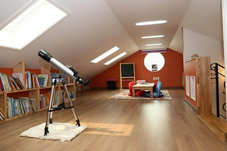 5 Sneaky Tips and Tricks for Decorating an Attic