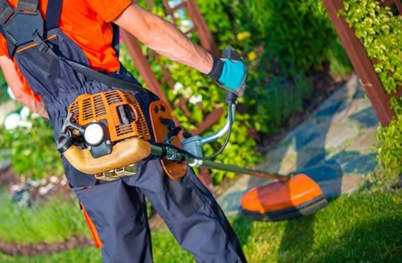 Why is it important to hire a gardening service provider?