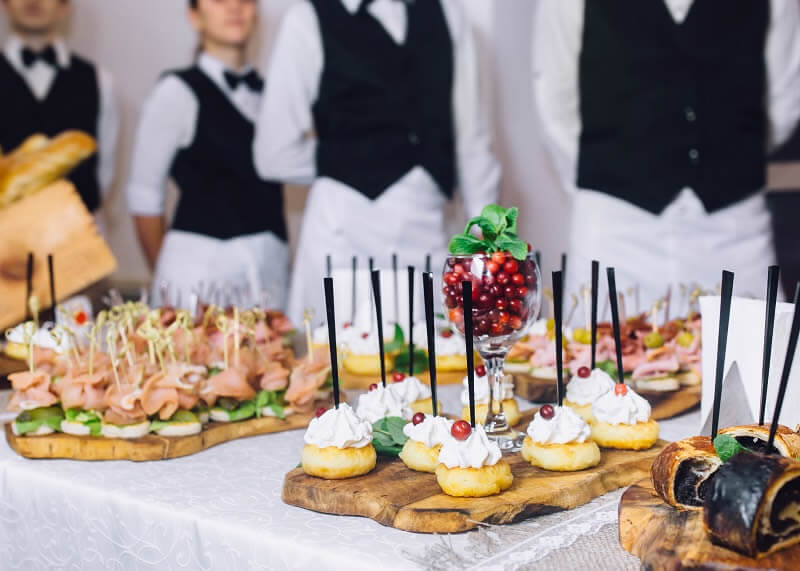 Why hire a wedding caterer?