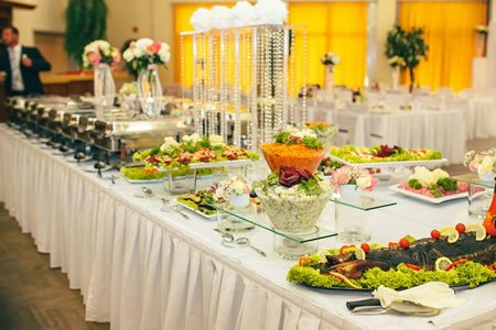 Wedding Catering: Herculean Task Made Easy