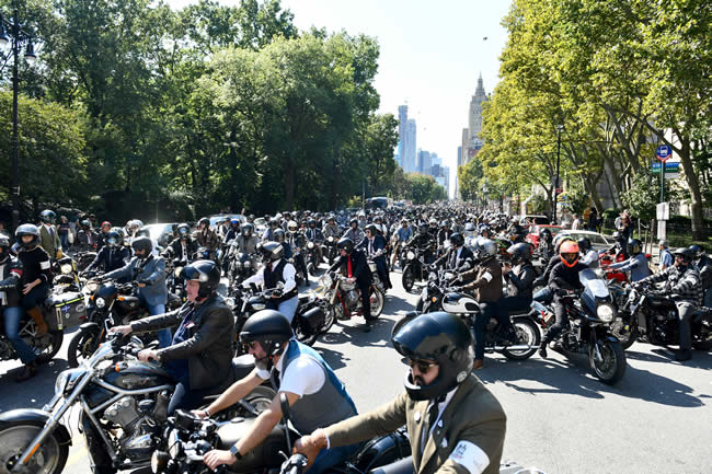 2018 Distinguished Gentleman's Ride Reaching For The Stars