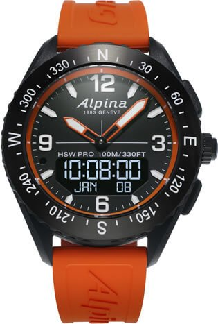 ALPINA is named as the Official Timekeeperfor the 15th edition of La Grande Odyssée Savoie Mont Blanc
