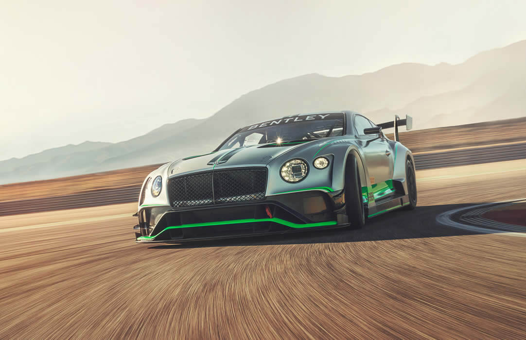 BENTLEY RACES INTO CENTENARY YEAR AT BATHURST