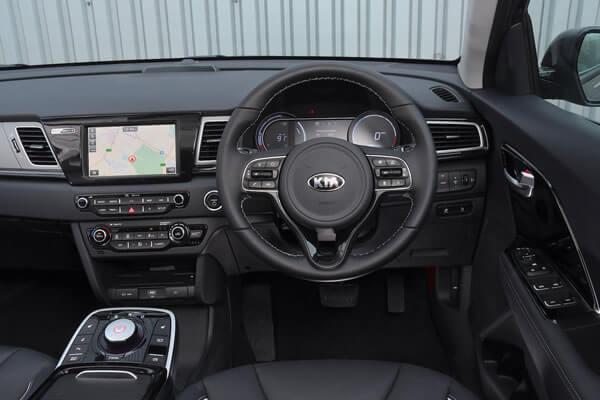 Kia e-Niro 2019 Car of the Year