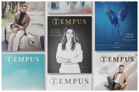 Luxury lifestyle title Tempus Magazine joins new publisher Vantage Media Group