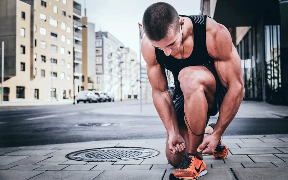 How to run to lose weight Effected Method