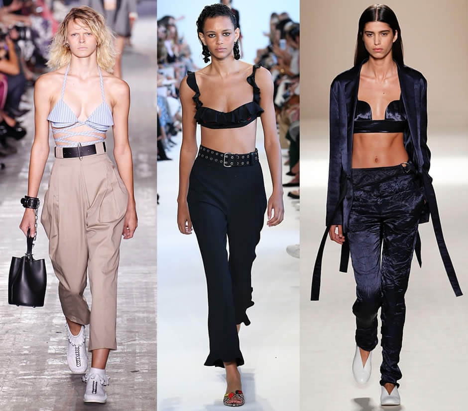 d8de587e8c What Bra to Wear in Spring Fashion Trend  - Spring Fashion 2019