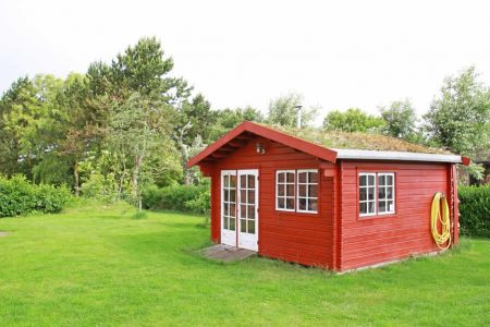 Garden sheds are called green thumbs that look downright cool when placed in your garden.