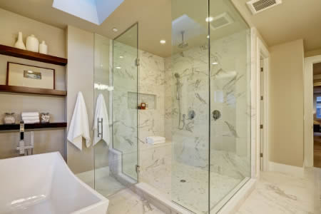 Why Choose Frameless Glass Shower Screens Over the Traditional Ones?